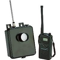 Detector de movimiento inalámbrico Dakota Alert MURS, negro (kit MURS HT)