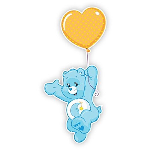 Walls 360 Peel & Stick Fabric Wall Decals: Care Bears Bedtim