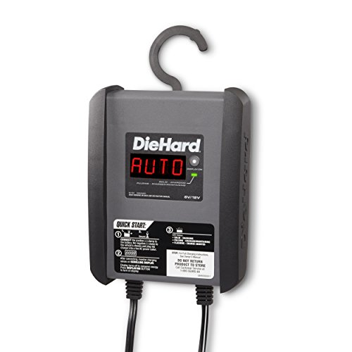 DieHard 71321 Battery Charger & Maintainer 6/12 6