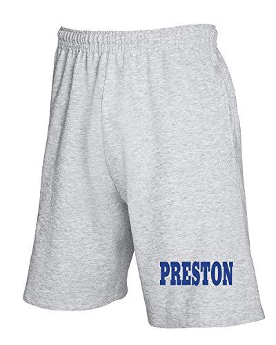Grigio shirtshock Wc0730 Tuta Pantaloncini T Preston qgwaxC
