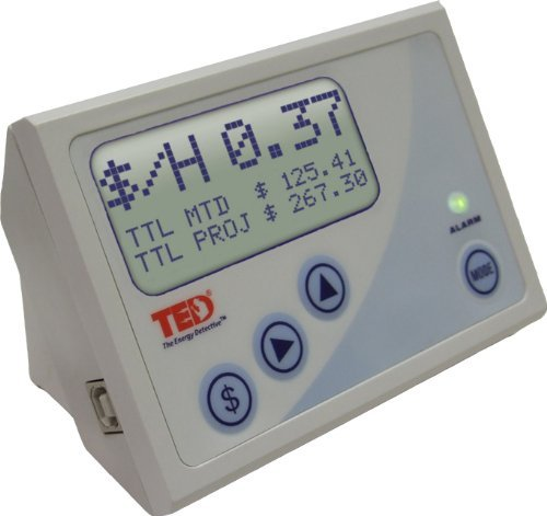 The Energy Detective >> Ted The Energy Detective Electricity Monitor Ted1001 B000y3jry8