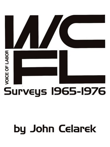 WCFL Surveys 1965-1976 by Brand: AuthorHouse