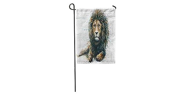 Semtomn GFB1533 - Bandera de jardín para decoración del hogar ...