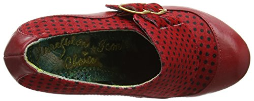 Irregular Choice Wadas Wish Damen Pumps Rot
