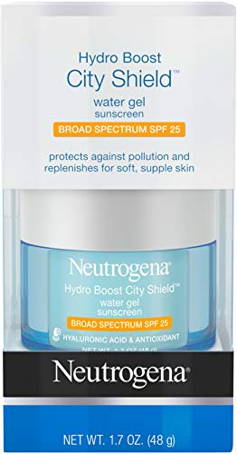 Neutrogena Hydro Boost City Shield Water Gel With Hydrating