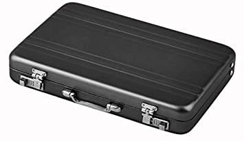 Amazon mini briefcase business card case id holders password mini briefcase business card case id holders password aluminium credit card holder ac0282 colourmoves