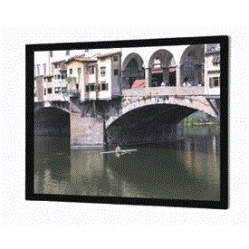 High Contrast Da-Mat Imager Fixed Frame Screen - 37 1/2
