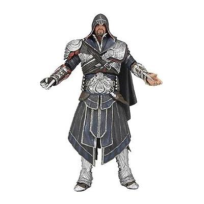 "NECA Assassin's Creed Ezio Onyx 7"" Action Figure: Toys & Games"