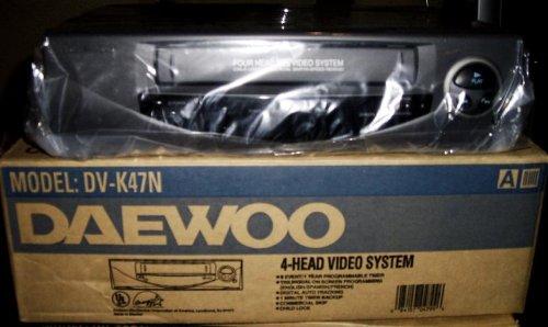 Dvk47n Vcr Player Video Player Recorder Vcr Vhs 4 Head Stand