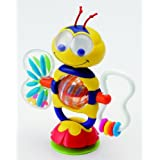 Munchkin Bobble Bee Suction Toy