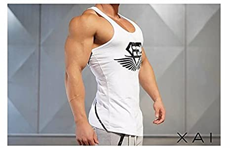 Amazon.com : Body Engineers Gym tank top fitness training new collection 2016 : Sports & Outdoors
