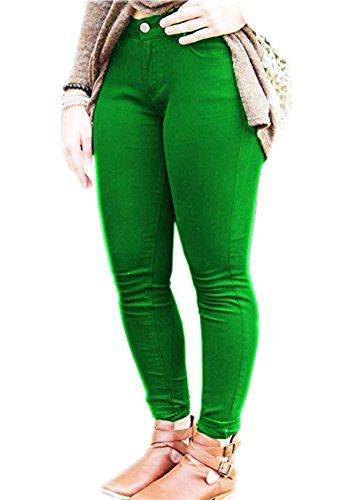 Vert Jade Home Jeans outlet Femme ware Vert wSUqIR