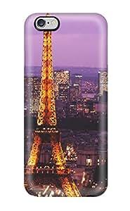 Jose Cruz Newton's Shop New Style Cute Tpu Eiffel Tower Case Cover For Iphone 6 Plus