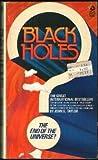 Black Holes, John Taylor, 0380003279