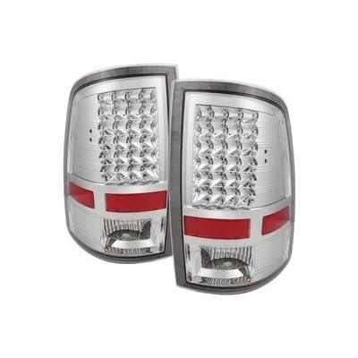 Xtune ALT-JH-DR09-LED-C Dodge Ram LED Tail Light: Automotive