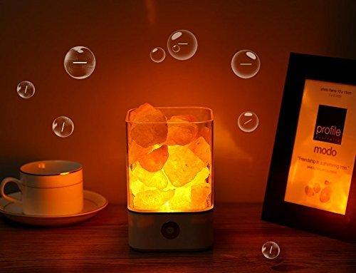 Lampada Di Cristallo Di Sale Ionizzante : Lampade di sale funzionano davvero benessere dal mondo