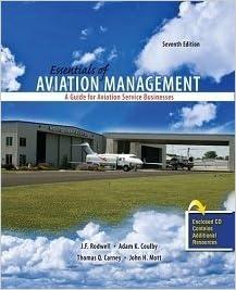 Основы авиационного менеджмента