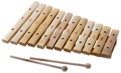 D'Luca XL12A 12 Notes Wood Xylophone Glockenspiel