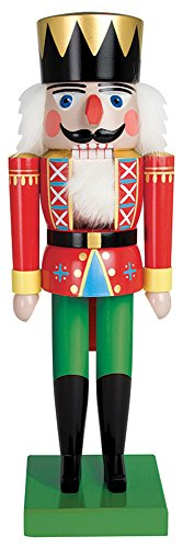 Paper House Productions STTL-0026E 3D Cardstock Stickers, Nutcracker (3-Pack) ()
