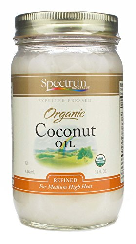 Spectrum Refined Organic Coconut Pack