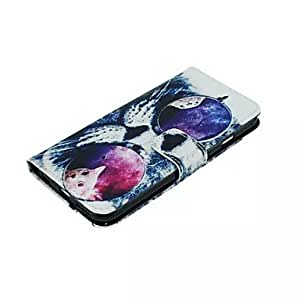DUR Flowers Pattern PU Leather Cover and Capacitance Pen with Stand for iPhone 6