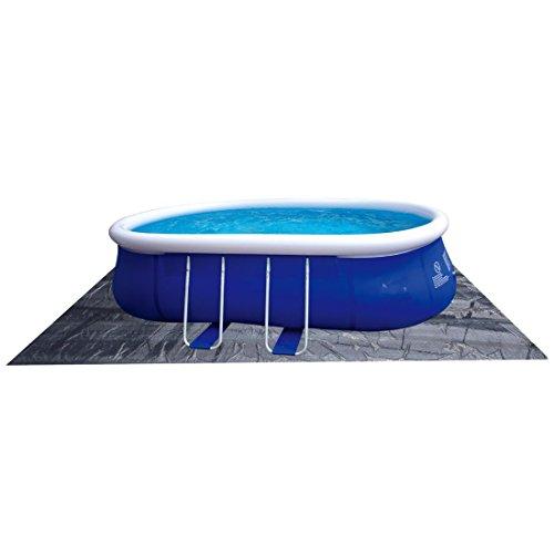 Jilong JL017242NV01 -P58 GC 583 x 390 Bodenplane für rechteckige und ovale Pools