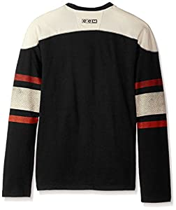 "Chicago Blackhawks CCM NHL ""Top Shelf"" Men's Long Sleeve Crew Shirt"