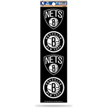 NBA Brooklyn Nets Quad Decal