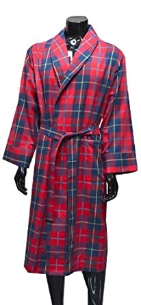 cdafaaf2b8c416 Lloyd Attree & Smith - robe de chambre légère 100% coton brossé ...