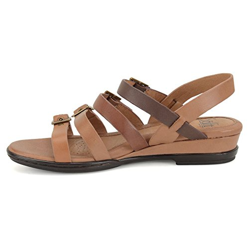 Sofft - Sandalias de vestir para mujer Múltiples Marrón