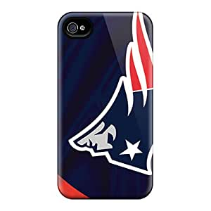 Bumper Hard Cell-phone Case For Iphone 6plus With Provide Private Custom High Resolution New England Patriots Image AnnaDubois