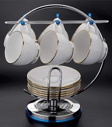 SQUICKLE Stainless Steel Cup Stand and Cup Saucer Stand Price & Reviews