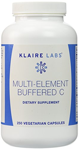 Klaire Labs Multi-Element Buffered C Supplement, 250 (Multi Element)