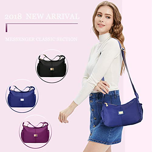 women's crossbody bags Cheap Shoulder Bag Stylish Ladies Messenger Bags Purse and Handbags by ACLULION (Image #7)