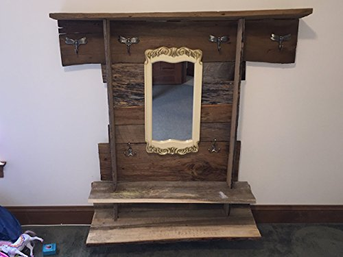 Handcrafted, Reclaimed Wood Dress-up Center