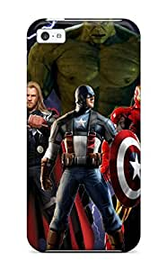 Hot The Avengers 88 First Grade Phone Case For Iphone 5c Case Cover
