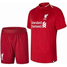 Personalised Football Kits for Kids Adult Youth Boys,Customize 2018-2019 (Home & Away) Football Soccer Jersey & Shorts & Socks Personalised Any Name and Number