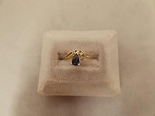 0.50 Ct Pear Diamond - 1