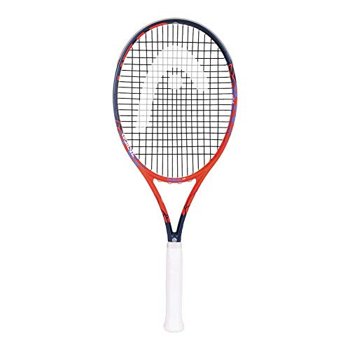 HEAD Graphene Touch Radical MP Tennis Racquet – choice of Grip Size and String Color