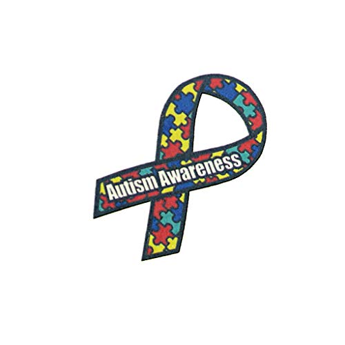 Autism Awareness Temporary Tattoos (10-Pack) | Skin Safe | MADE IN THE USA| -