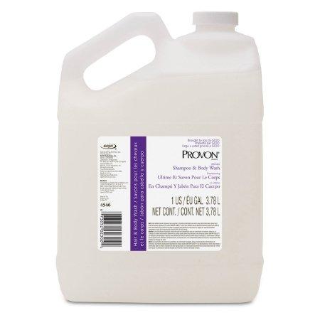 Per Gallon Oil (GOJO Shampoo and Body Wash Ultimate 1 gal. Floral Pour Bottle (#4546-04-GL, Sold Per Gallon))