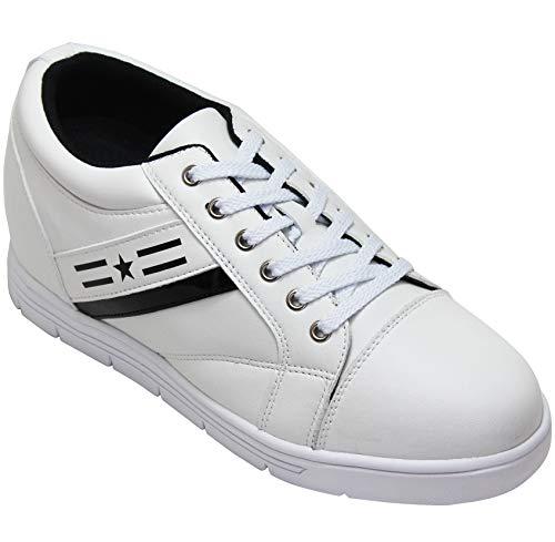 Basso White Bianco EU Uomo Collo 5 H2381 A CALTO 39 awYt4X