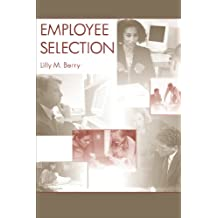 Employee Selection (with InfoTrac)