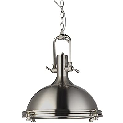"VONN Industrial 16"" LED Pendant Light"