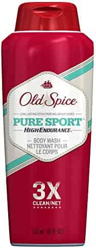Old Spice High Endurance Pure Sport Body Wash, 18 oz