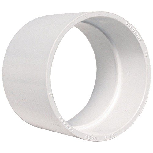 Airvac VM104//5506 90-Degree Short Elbow Pvc Fitting Two Pack