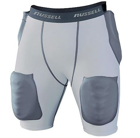 Russell 5-Piece Integrated Adult Football Girdle – DiZiSports Store