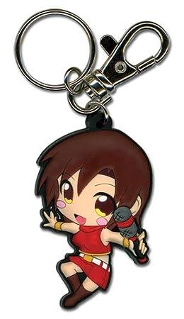 Vocaloid Meiko Key Chain