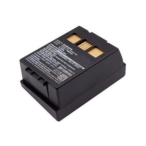Hypercom 400037-001,400037-002 Battery Replacement - (Li-Ion, 7.4V, 1800mAh) Ultra Hi-Capacity Battery by Synergy Digital