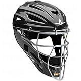 All-Star Adult System 7 Catcher's Helmet - Black